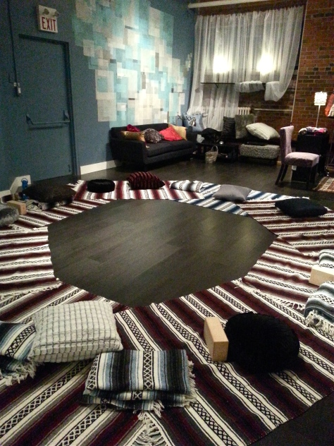 Restless Spirit: A Beautiful Space Waiting for You